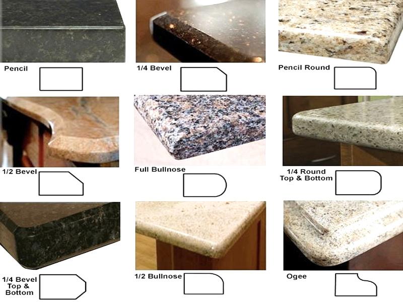 Interesting Kitchen Granite Countertops